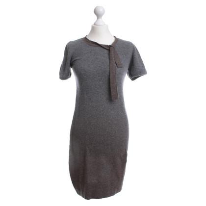 Andere merken For friends only  - Kasjmier jurk met kleurverloop