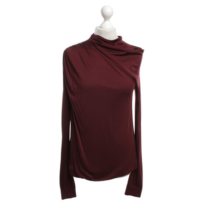 Fendi top with draping