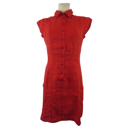 Armani Jeans Linnen jurk