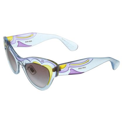 Miu Miu Cateye zonnebril