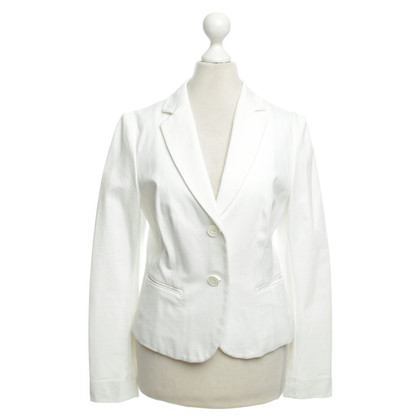 Escada Blazer in wit