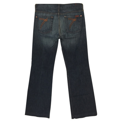7 For All Mankind Jeans with flared leg