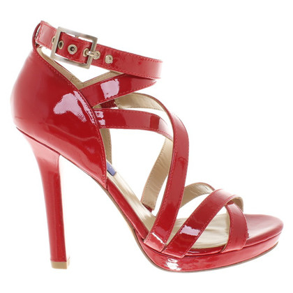 Jimmy Choo for H&M Sandals in Red