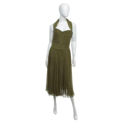 Luisa Beccaria Dress in green