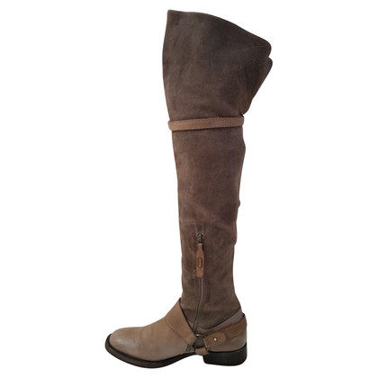 Brunello Cucinelli hoge laarzen