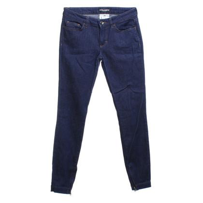 Dolce & Gabbana Jeans Skinny in blu