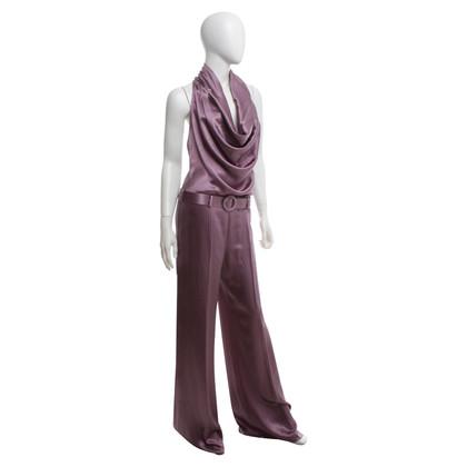 Patrizia Pepe Jumpsuit in lilac