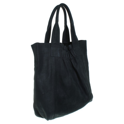 Maje Tote bag leather