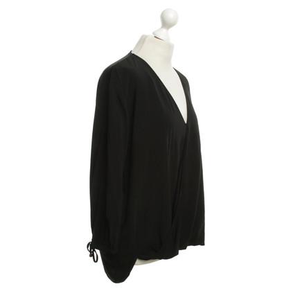 Elisabetta Franchi Camicia in nero