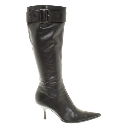 Sergio Rossi Boots in Black