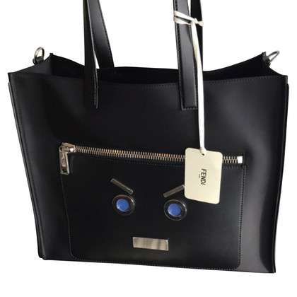 "Fendi ""Faces Tote Bag"""