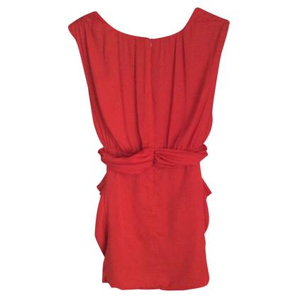 Comptoir des Cotonniers Rotes Kleid