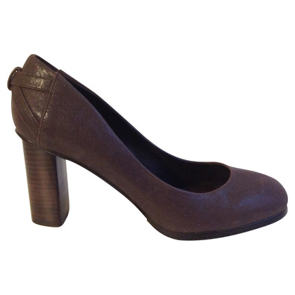 Armani Jeans pumps in dark brown