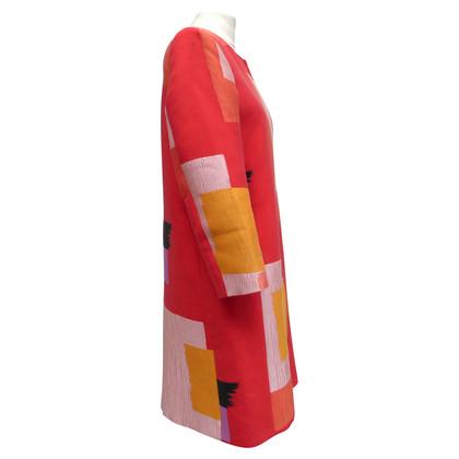 Etro Mantel mit grafischem Muster
