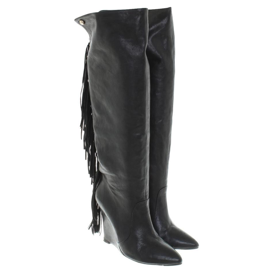 Patrizia Pepe Boots in black