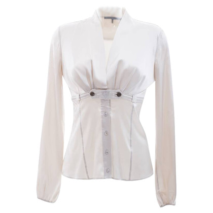 Gucci Silk blouse in cream