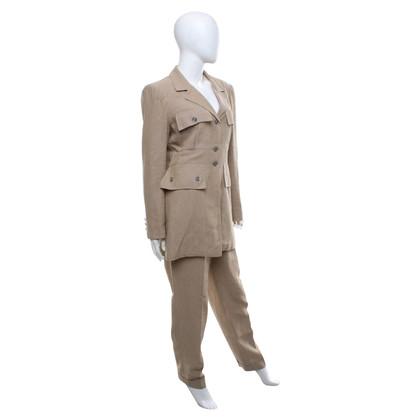 Chanel Completo per pantaloni beige