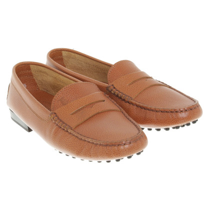 Tod's Moccasins in brown