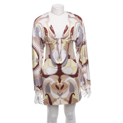 Missoni Dress in hippie style