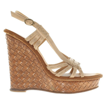 Bottega Veneta Wedges with braided heel