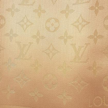 Louis Vuitton Panno lustro Monogram in Rosé