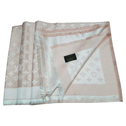 Louis Vuitton Monogram-Tuch in Rosa