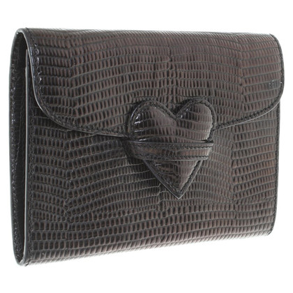 Rena Lange Wallet with heart application