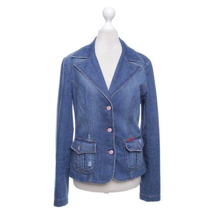 D&G Jeans blazer in blue