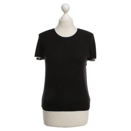 Chanel top in black