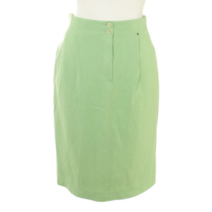 Aigner skirt Green