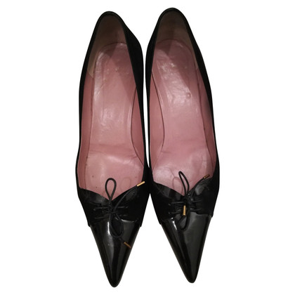 Moschino Pumps in Schwarz