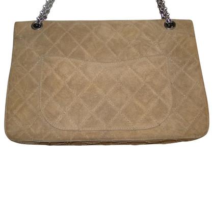 """Chanel """"2:55 Double Flap Bag Jumbo"""""""