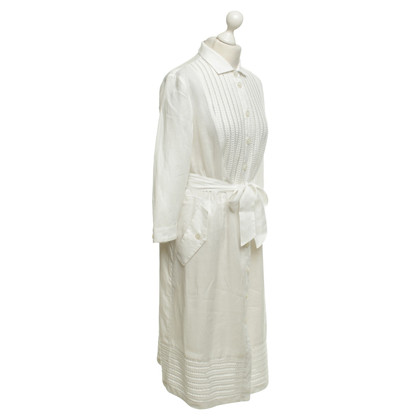 Rena Lange Linen dress in white