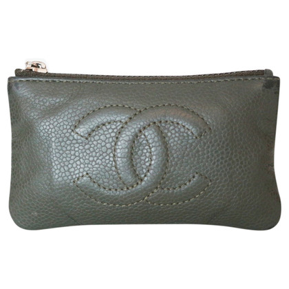 Chanel Portemonnee gemaakt van kaviaar leer