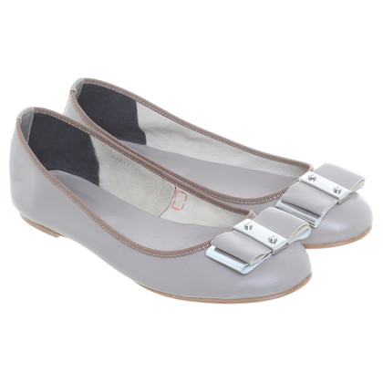 Strenesse Ballerinas in Taupe