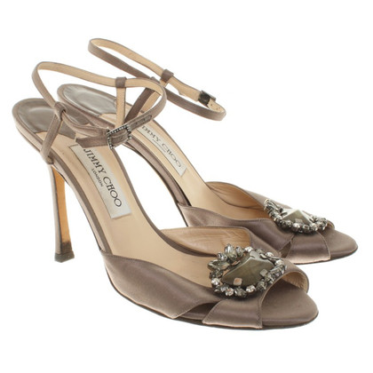 Jimmy Choo Sandals in taupe