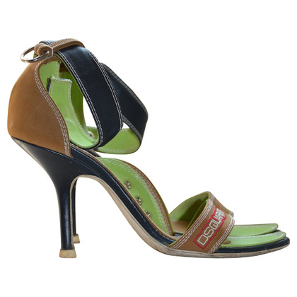 Dsquared2 Colorful sandals