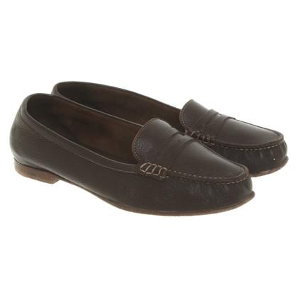 Bally Slipper in brown