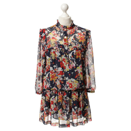 Juicy Couture Kleid mit floralem Print
