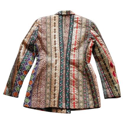 Dolce & Gabbana Vintage blazer in multicolor