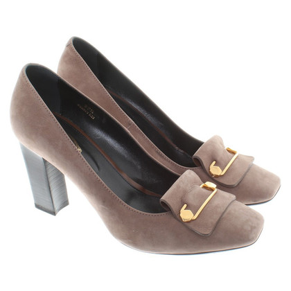 Tod's pumps coloris taupe