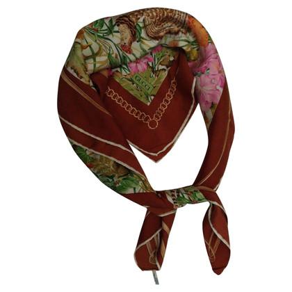 Gucci Foulard in silk