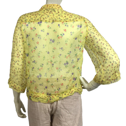 Max & Co Seidenbluse mit floralem Muster
