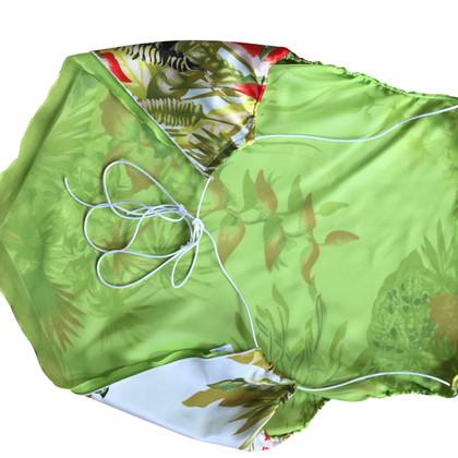 Kenzo Silk top with print