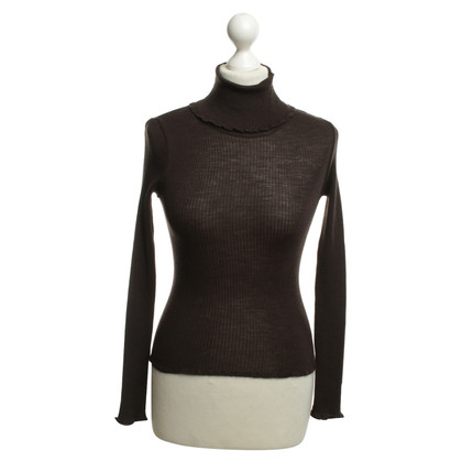 Moschino Knitting top in Brown