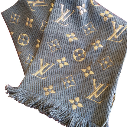 "Louis Vuitton Scarf ""Logomania"""