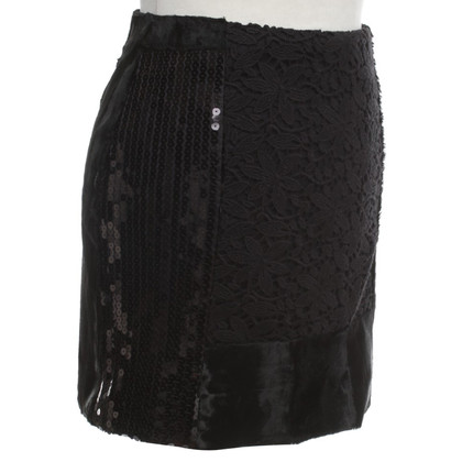 Versace Mini skirt in black