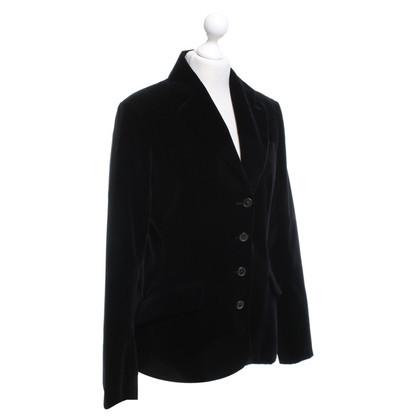 Hermès Velvet blazer