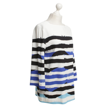 Fay top with stripes