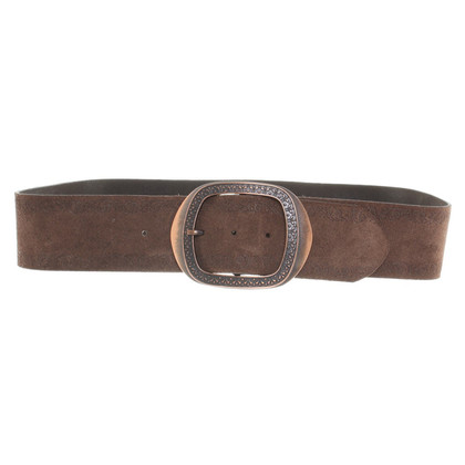 Max & Co Belt made of suede